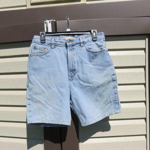 Vintage Gap Slim Fit USA Made High Rise Shorts